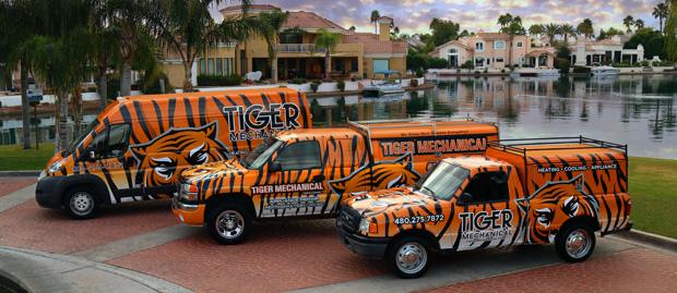 Tiger Mechanical Services LLC - Gilbert, AZ