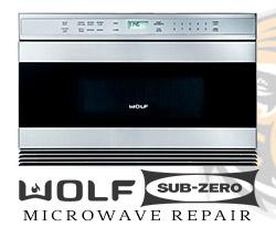 Wolf Microwave Repair