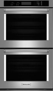 kitchenaid double oven review
