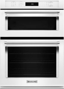 kitchenaid double wall oven review