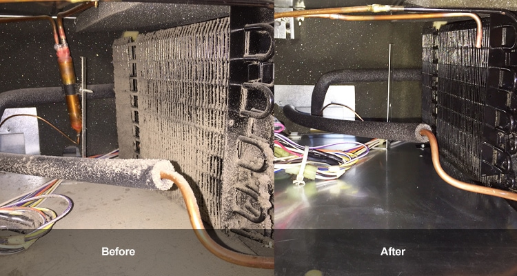 Refrigerator Condenser how (and why) to clean your refrigerator condenser coils