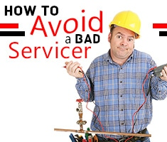 Avoid a bad Servicer