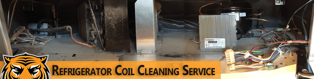 Refrigerator Coil Cleaning Service Tiger Mechanical