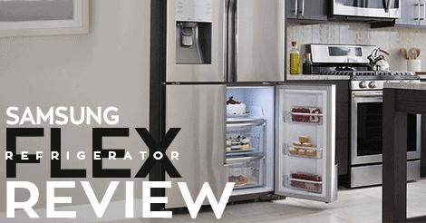 Samsung Flex Refrigerator Review