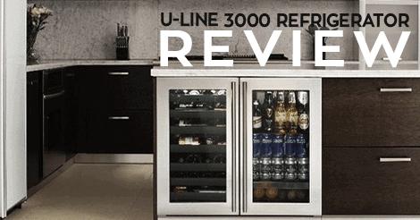 U-Line Modular 3000 Series Undercounter Refrigerator Review