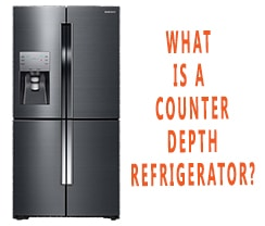 what is a counter depth