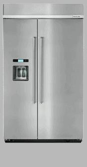 KitchenAid 48inch refrigerator
