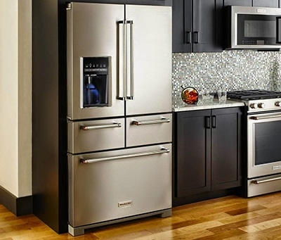 Best KitchenAid Refrigerators Review - Tiger Mechanical