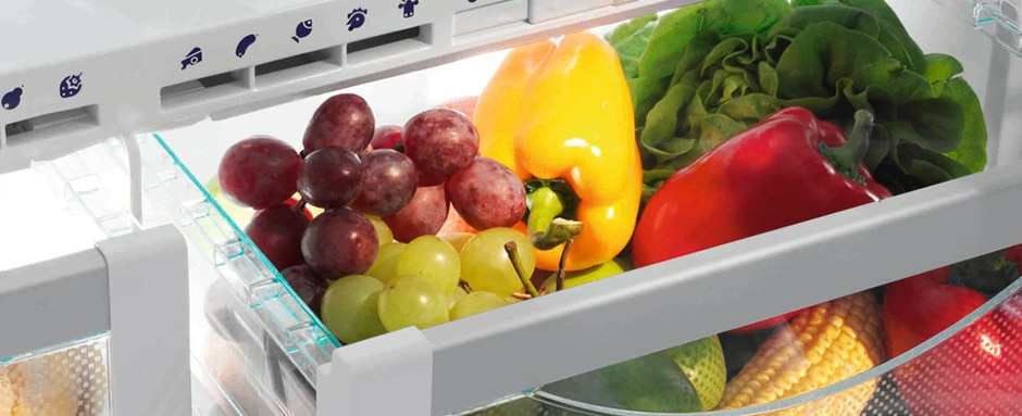 What to Store in Refrigerator​ Drawers