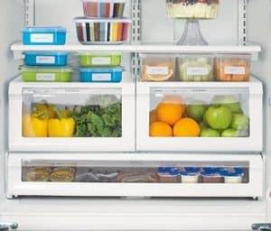 What drawer is best for humidity