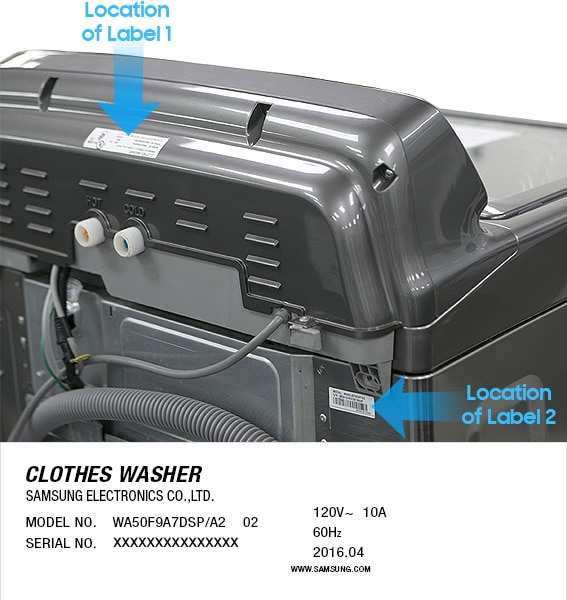 Samsung Top-Load Washer Recall