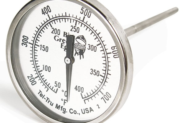 Cooking temperature gauge
