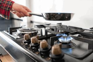 common kitchen range repairs