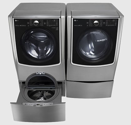 LG Washer and Dryer best 2018