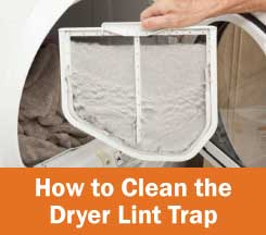 how-to-clean-the-dryer-lint-trap