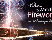 where to watch fireworks in maricopa county