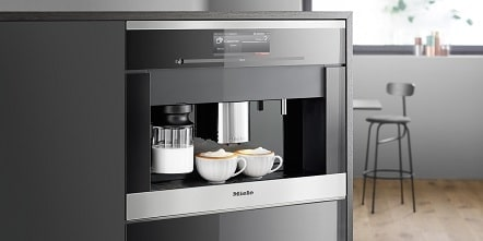 miele coffee maker repair