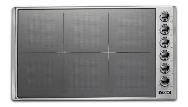 viking induction cooktop