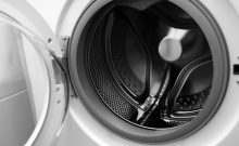 how to clean an he front load washing machine