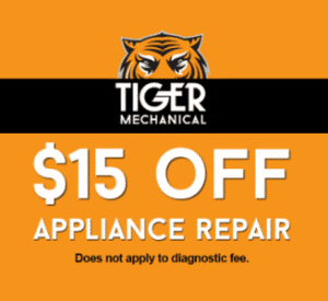 Appliance Repair Mesa Fast Appliance Service Tiger
