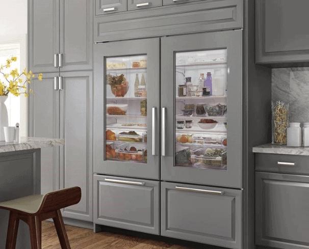 difference between sub zero and regular refrigerators