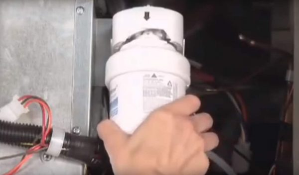 Install a New Water Filter