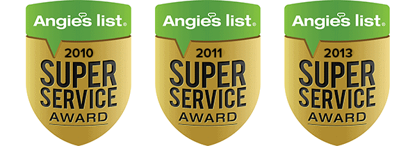 angies list super servicer award tiger mechanical