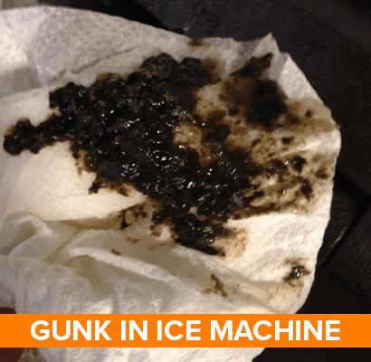 ice machine cleaning checklist