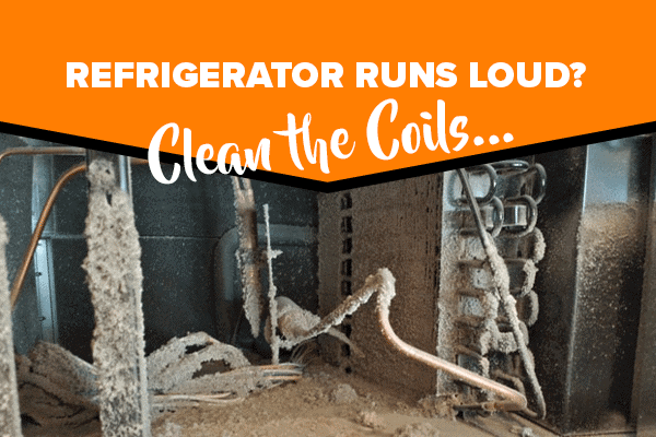 refrigerator condenser coil cleaning instructions