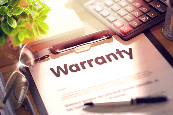 refrigerator warranty information
