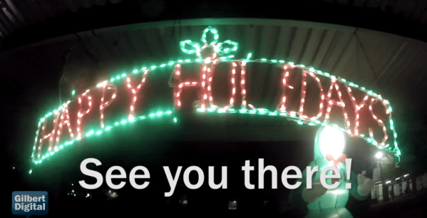 where to see christmas lights in gilbert