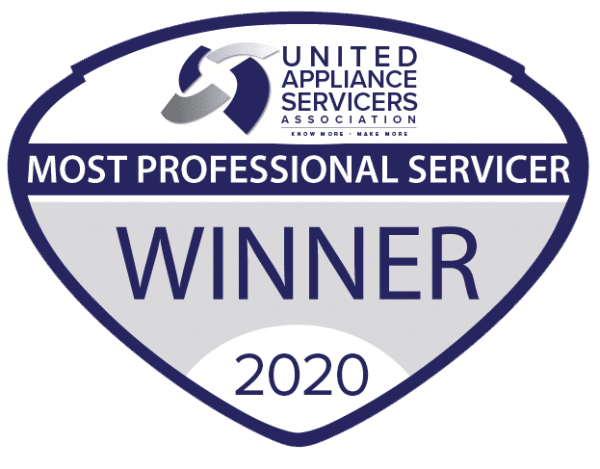 2020 most professional servicer winner