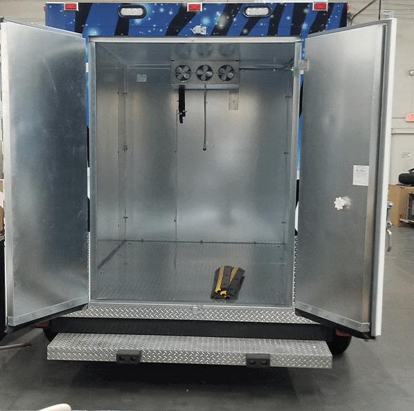 emergency cold storage gilbert