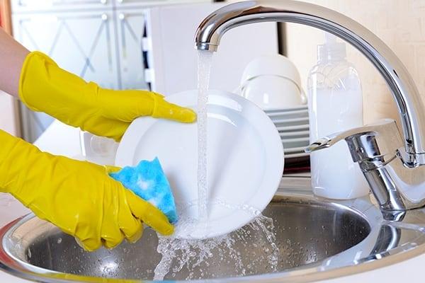 dishwasher vs hand washing cost