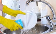 dishwasher vs hand washing cost