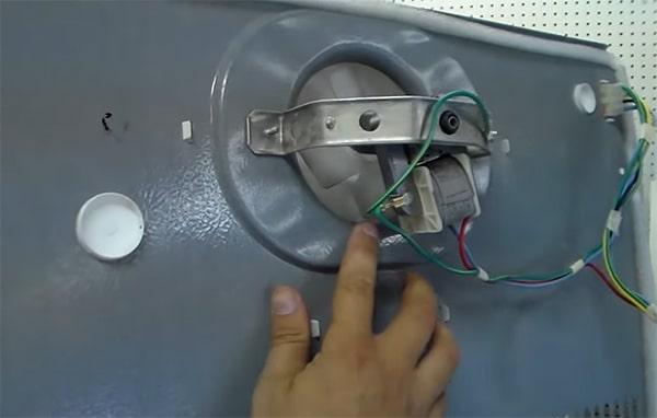 GE Monogram refrigerator making noise