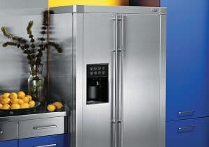 ge refrigerator compressor noise