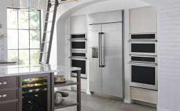 GE Monogram refrigerator built-in