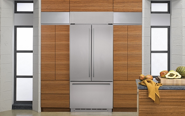 built-in vs freestanding ge monogram refrigerator