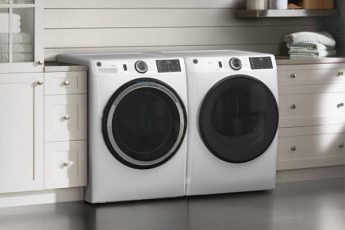 GE washer is loud during spin cycle