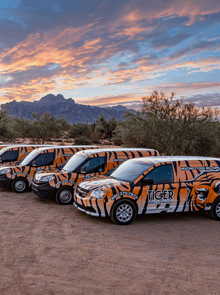 tiger mechanical fleet