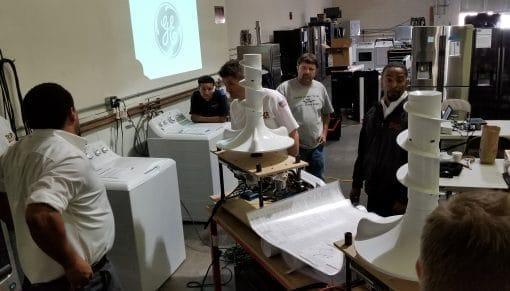 ge appliance training