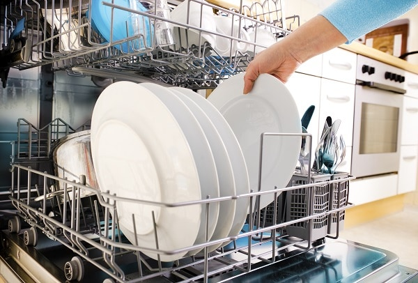 why does my LG dishwasher not dry my dishes